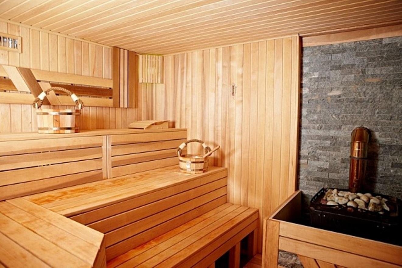 Отделка бани внутри (49 фото создаем уютную зону релакса) 59