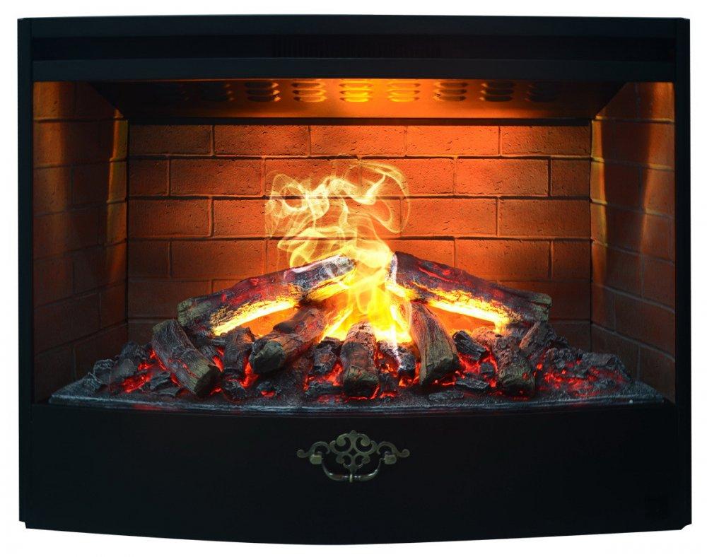 Как сделать имитацию огня в камине своими 110