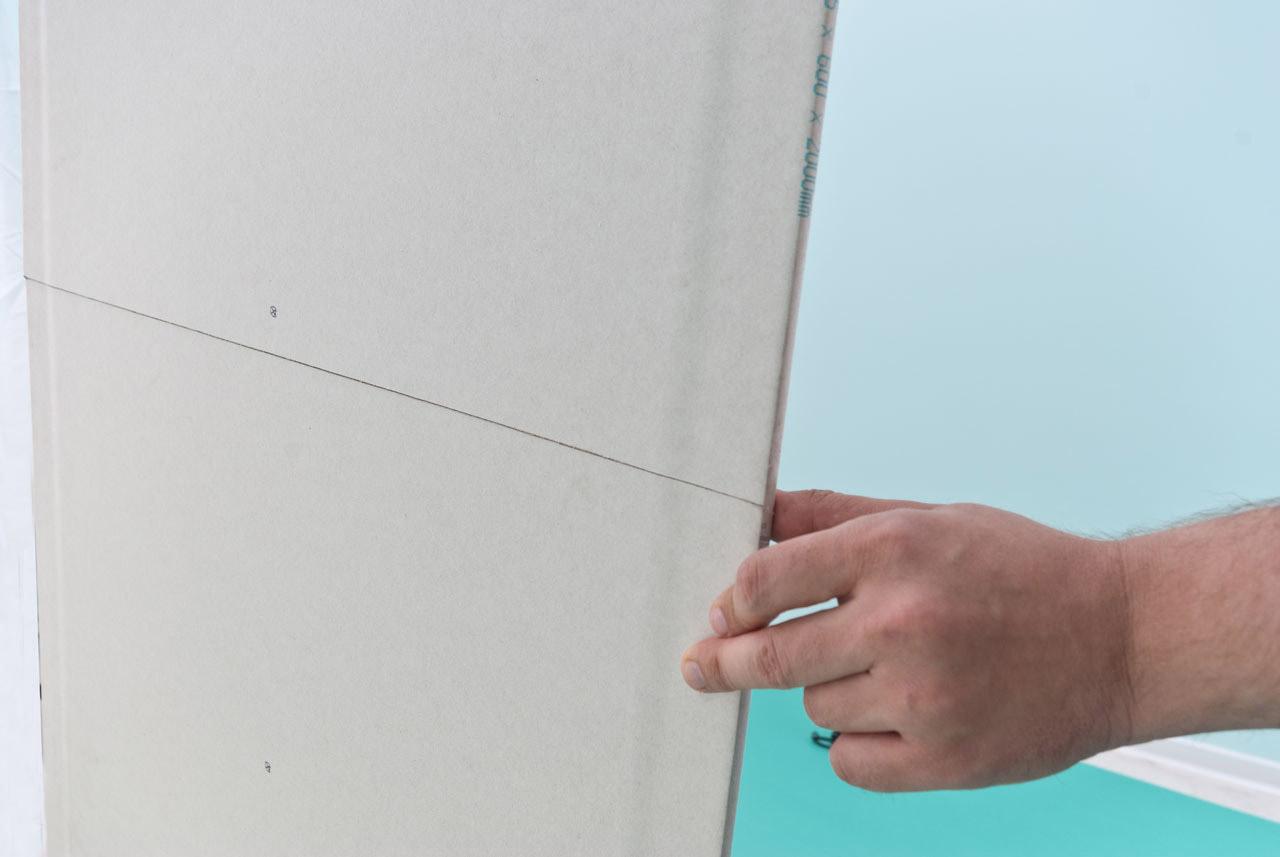 Стоимость укладки гипсокартон на стену