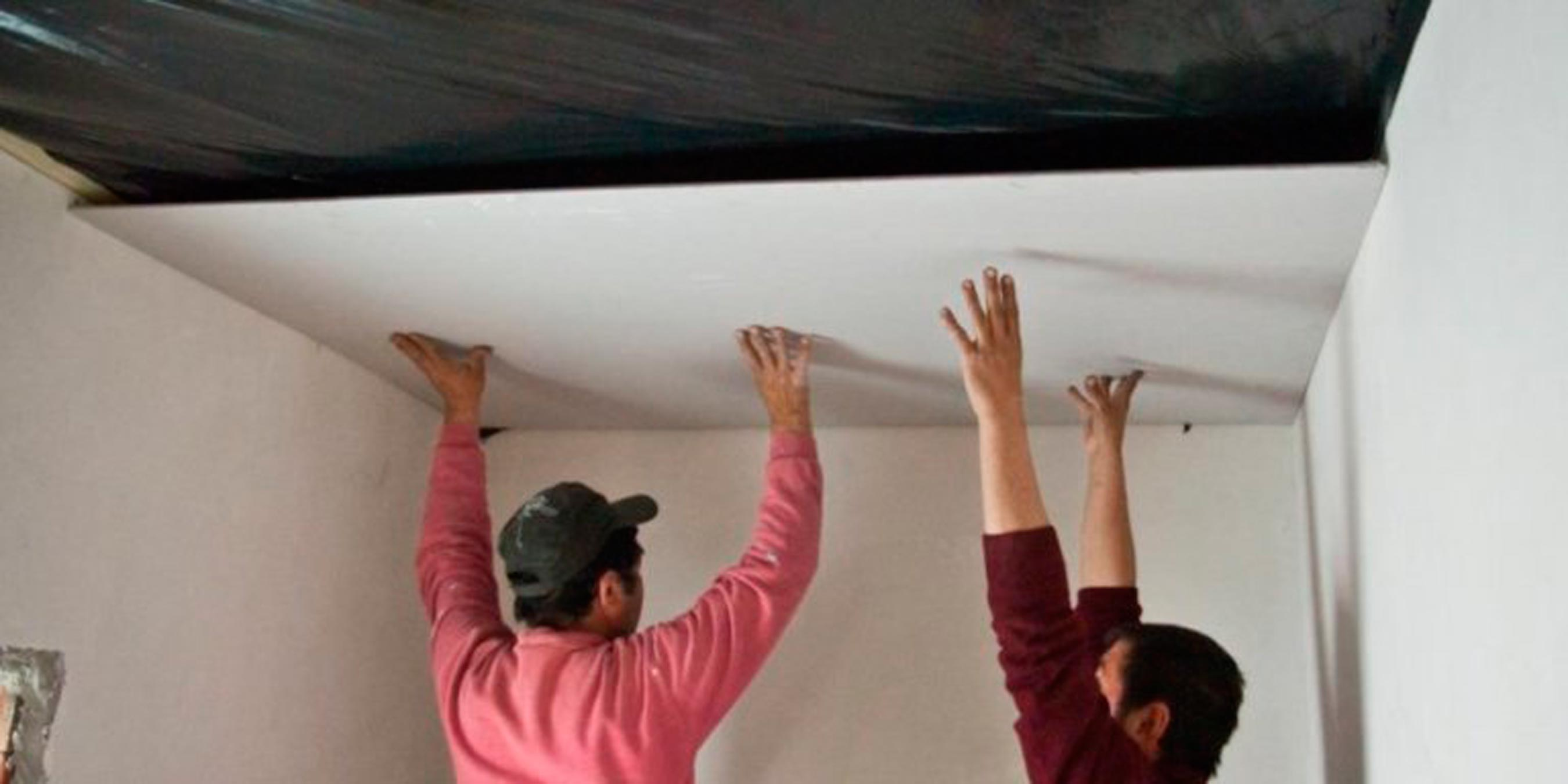 Как сделать переход от потолка к стене 426