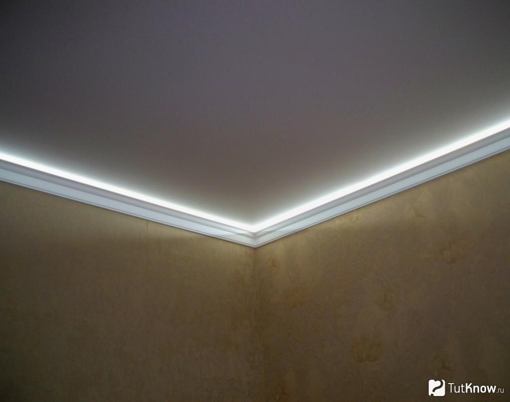 Kako pritrditi stropni strop do stropa