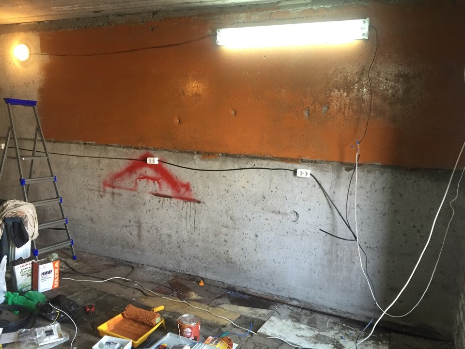 Монтаж электропроводки в гараже своими руками 36