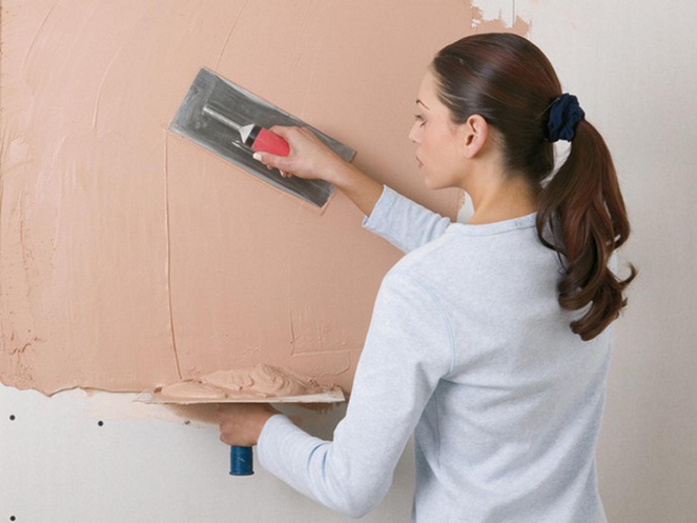 Выравнивание стен своими руками штукатурка гипсокартон