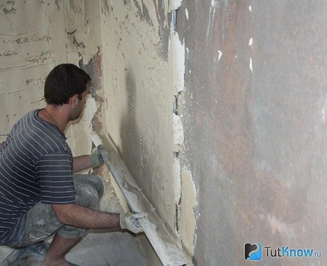 Сколько стоит оштукатурить стены цементным раствором керамзитобетон плотность 600