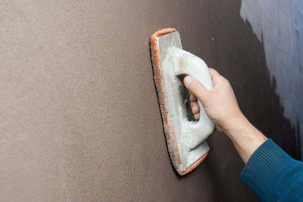 Штукатурка и шпаклевка стен своими руками технология 56