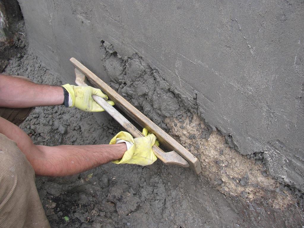 цементная штукатурка как наносить