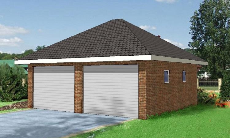 Планирование строительства гаража. Какие размеры выбрать?