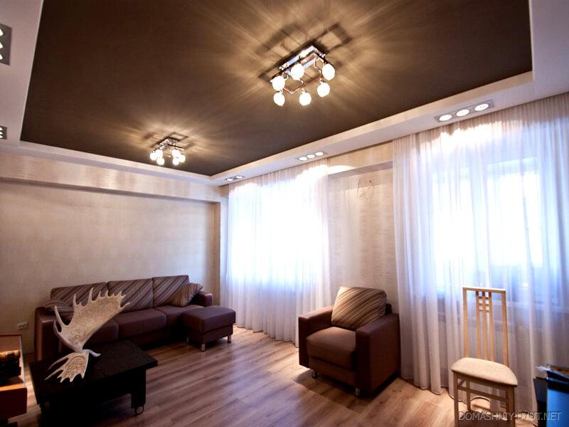 Картинки по запросу Глянцевые натяжные потолки дополнят изысканный интерьер