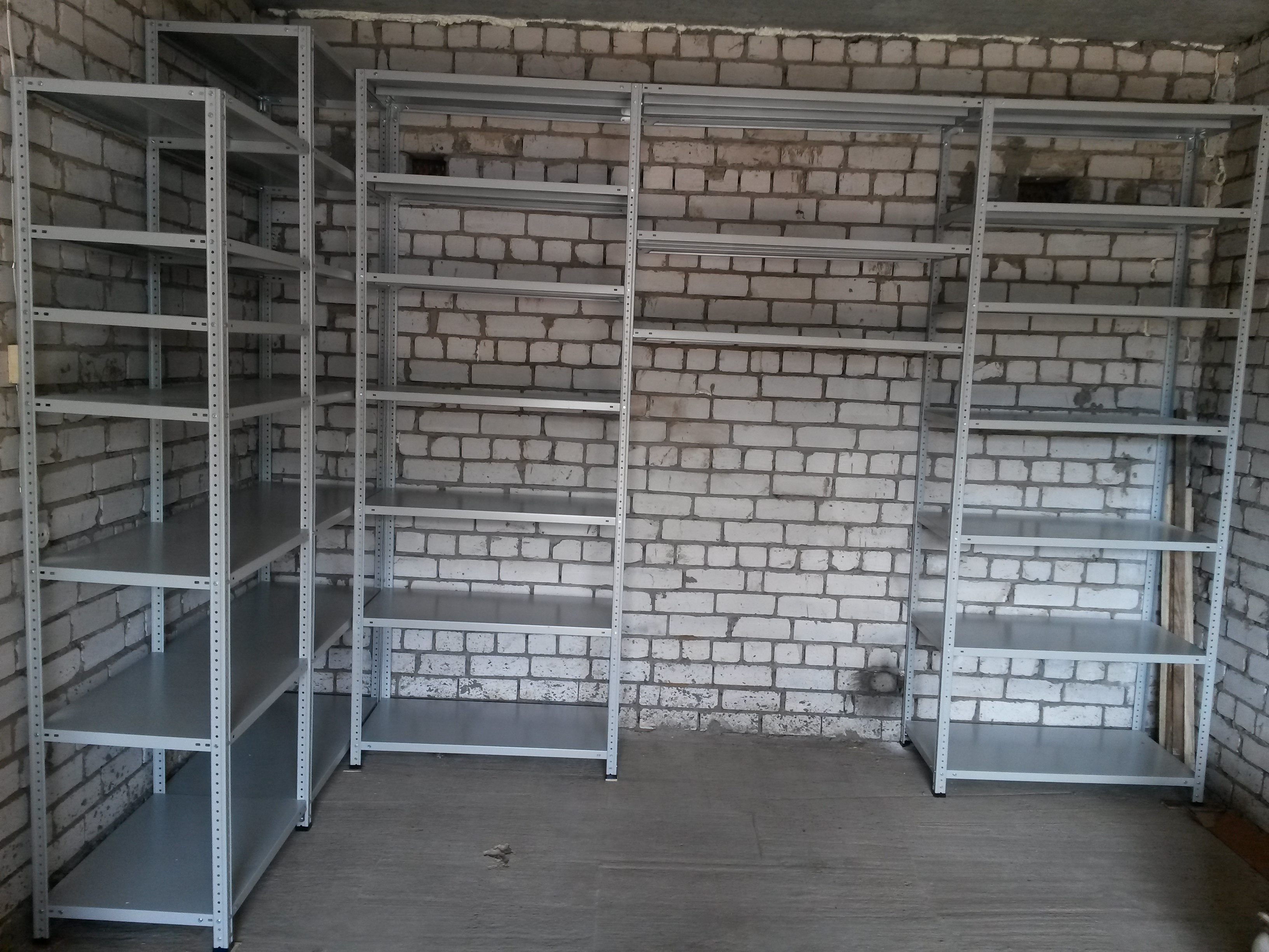 Профильный гараж фото