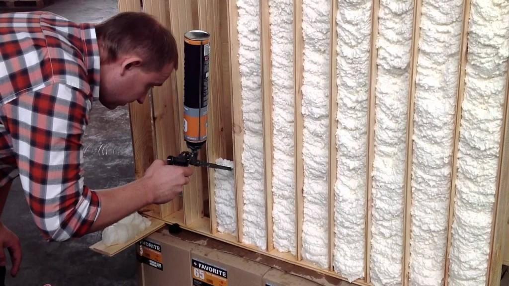 Полиуретановый утеплитель для стен цена оборудования мастика тэктор в мозыре