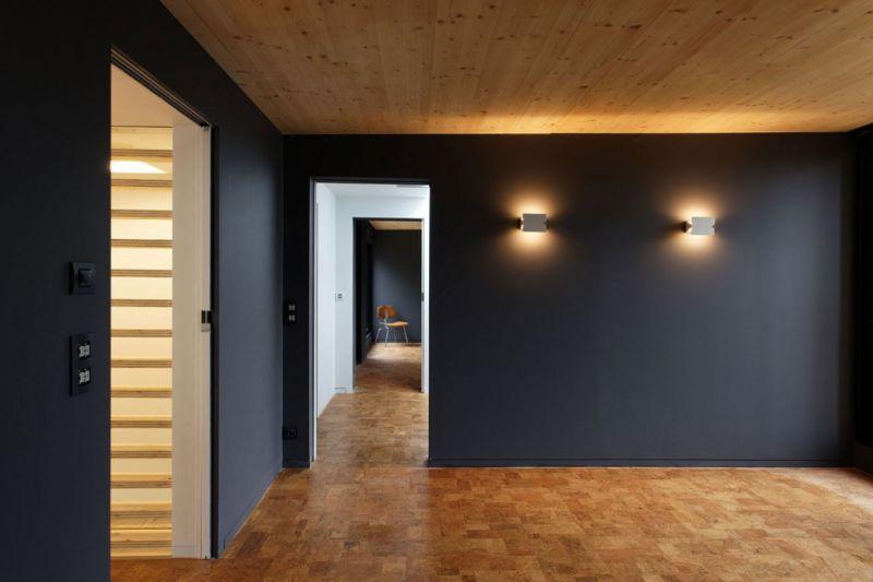 Облицовка стен гипсокартоном и обшивка в деревянном доме изнутри
