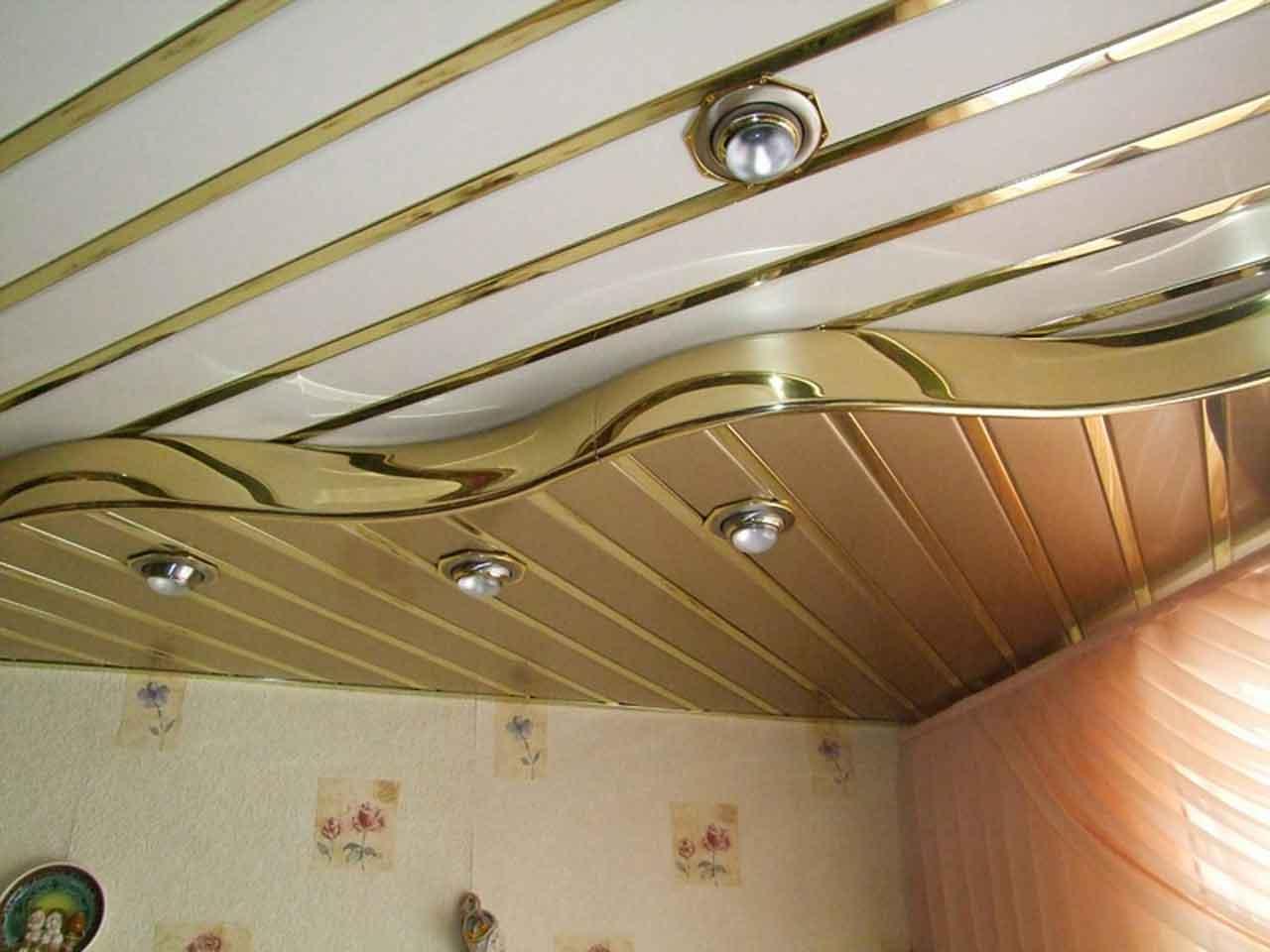 Вагонка пластиковая на потолок своими руками фото 460