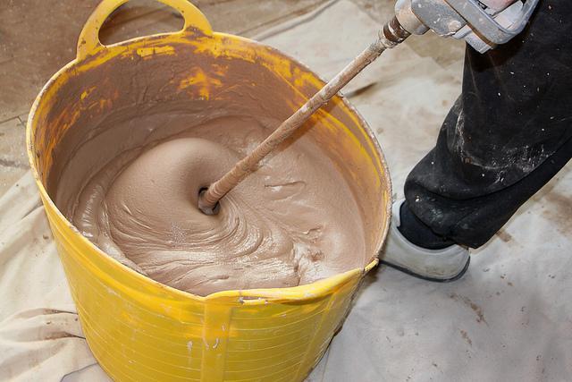 Как приготовить цементную штукатурку своими руками 66