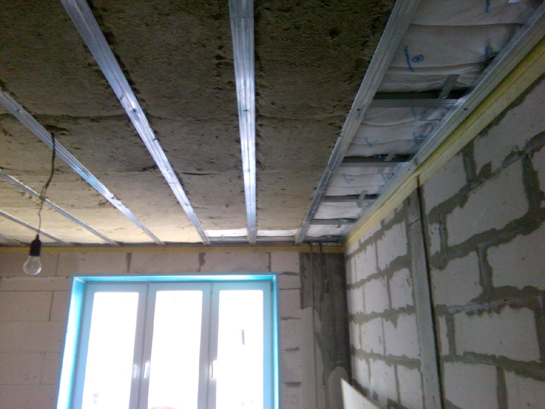 Как сделать шумоизоляцию на потолке от соседей
