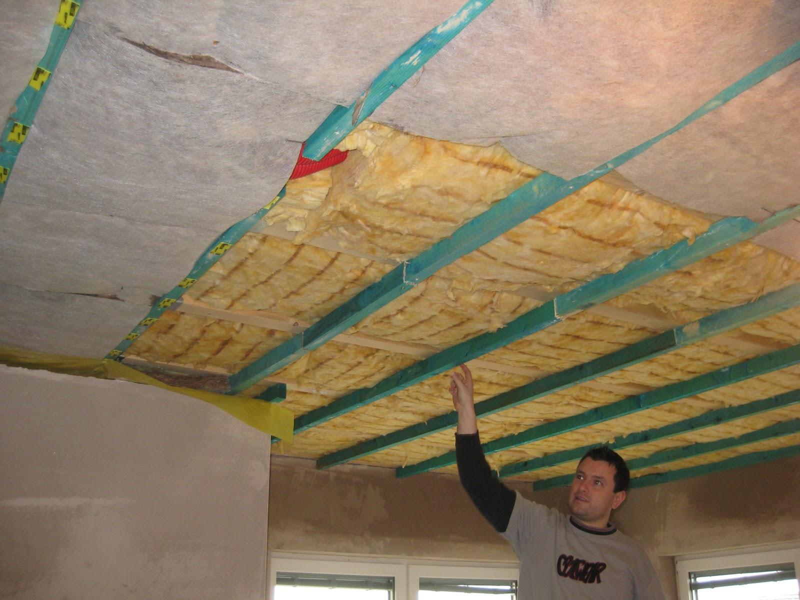 Шумоизоляции потолка в квартире своими руками: методы и 6