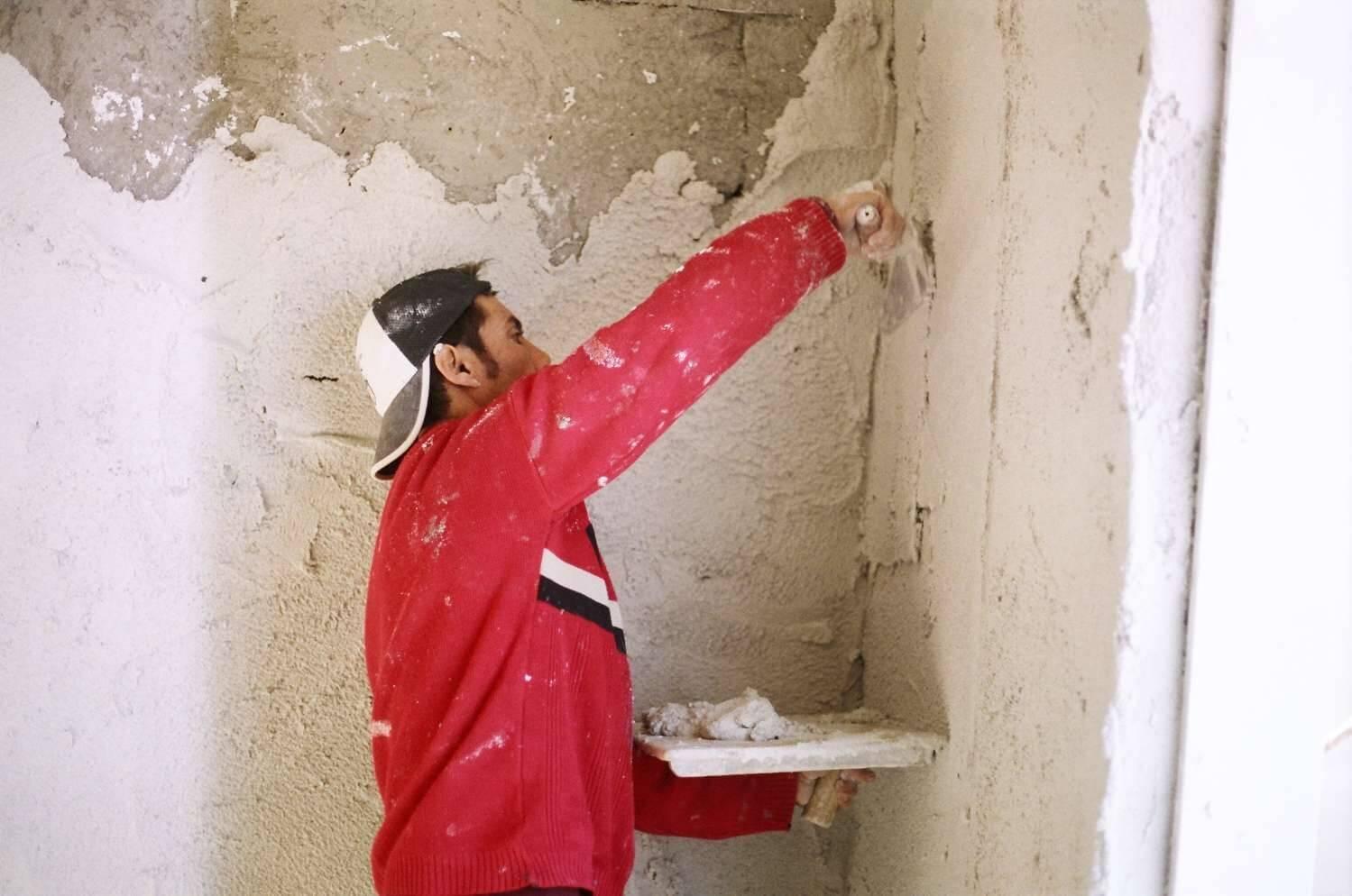 Материалы для утепления стен внутри дома минвата теплые обои штукатурка обмазочная краска и теплоизоляция изнутри гипсокартоном