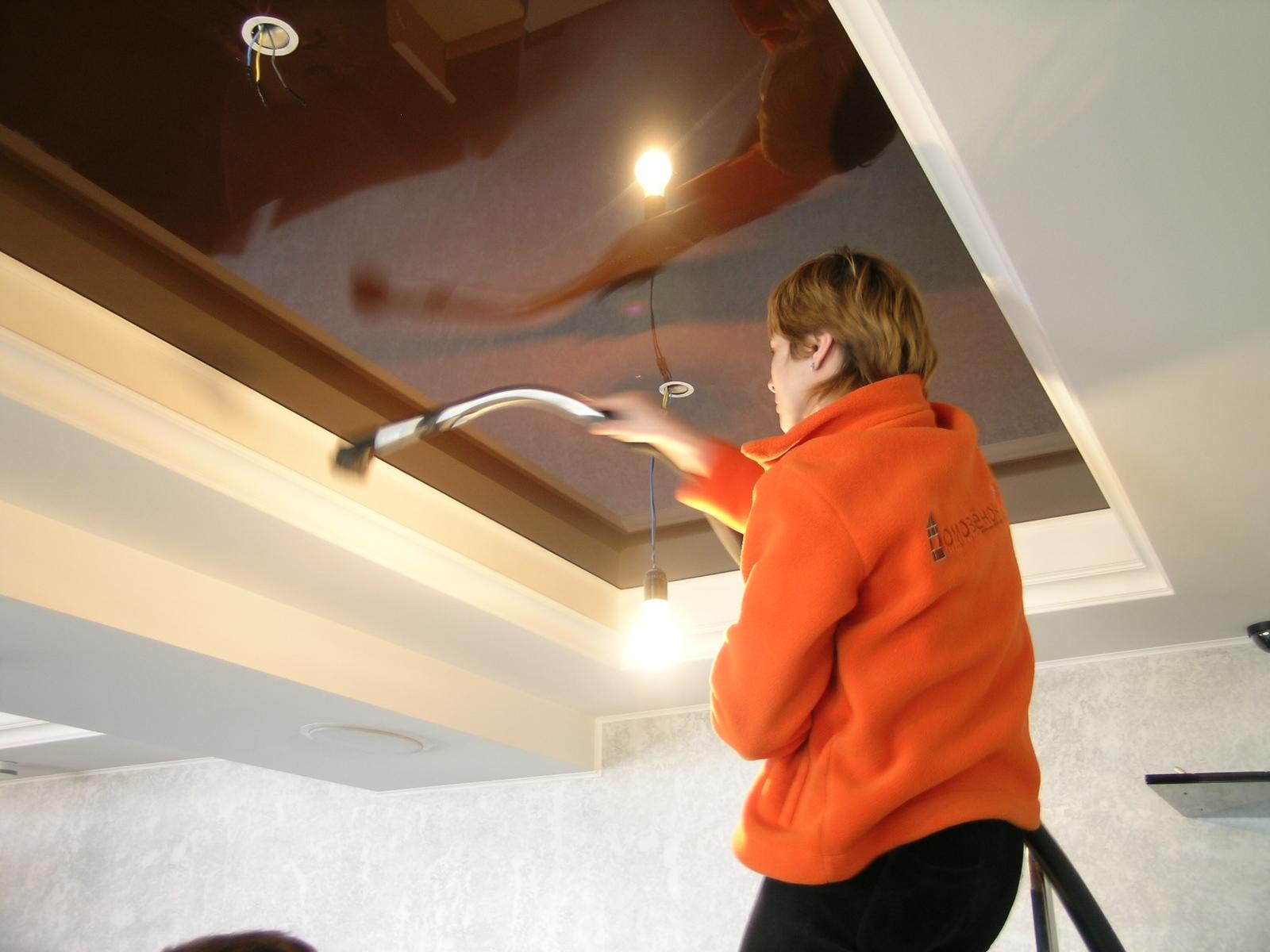Подвесные потолки в домашних условиях 250