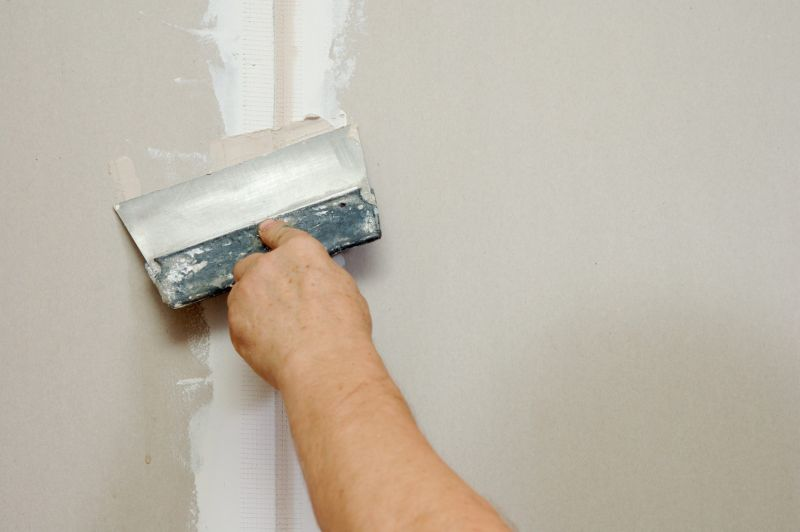 Герметизация швов между бетонными плитами