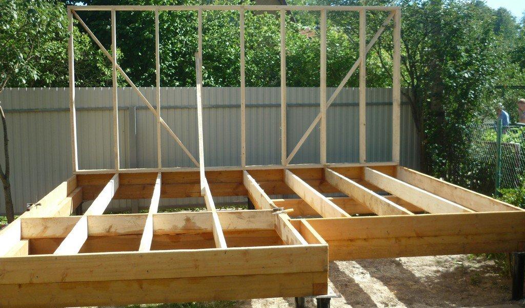 Строительство каркасной бани своими руками 97