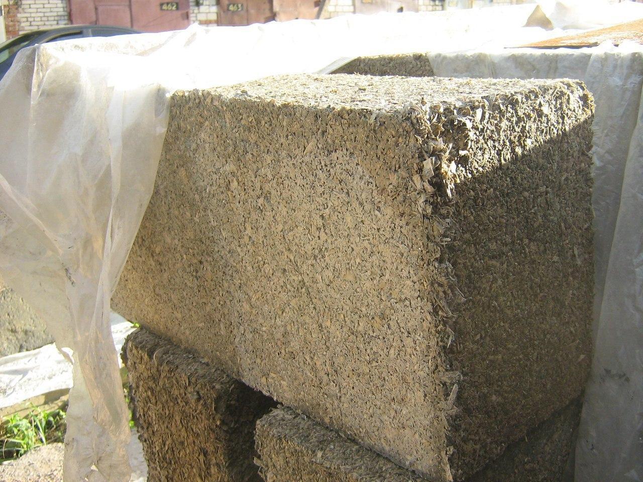 цементно стружечный блок