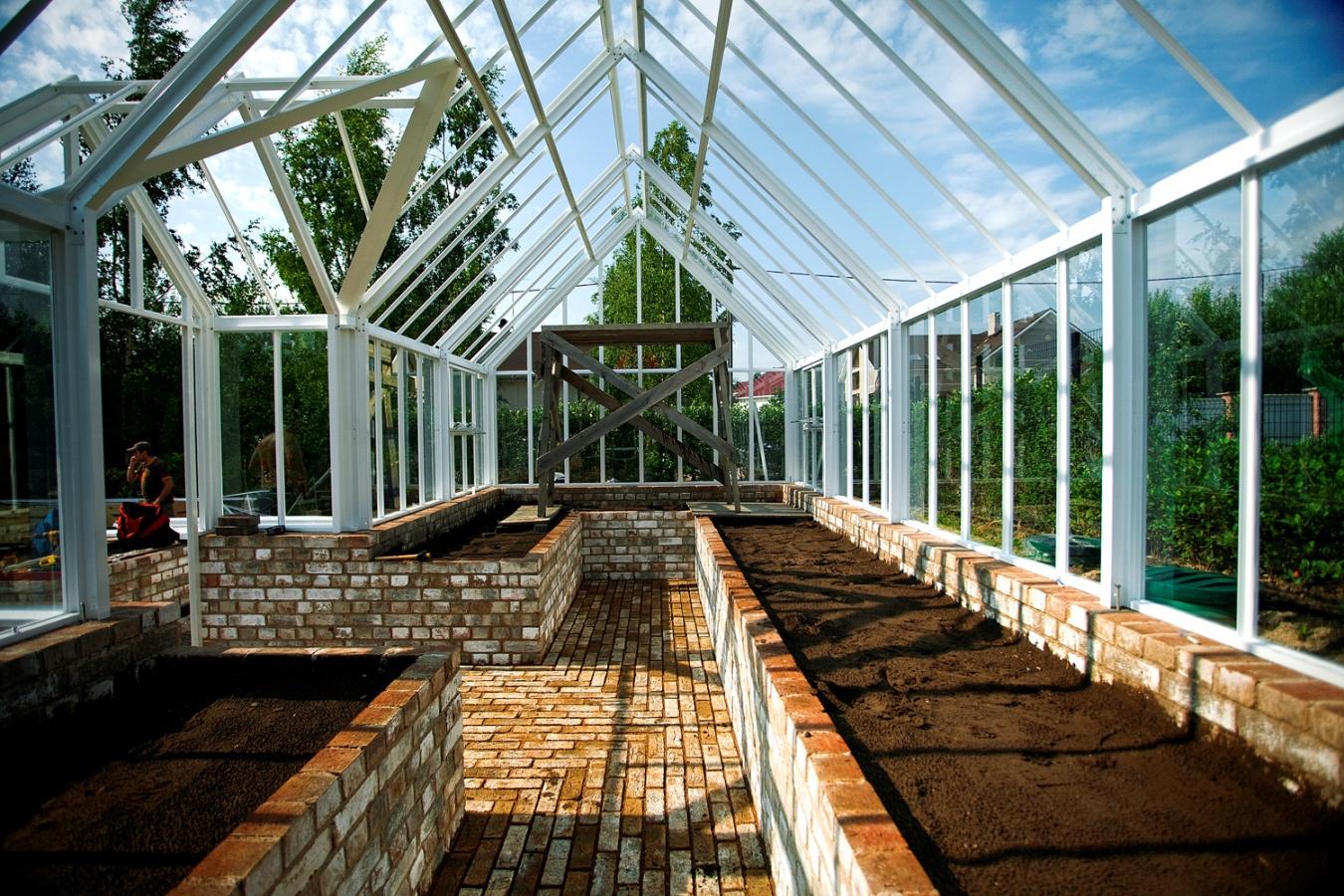 Зимняя теплица, как бизнес: как выращивать в теплице 6