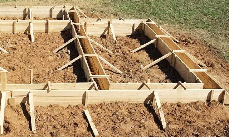 Ленточный фундамент под баню своими руками пошаговая инструкция 196