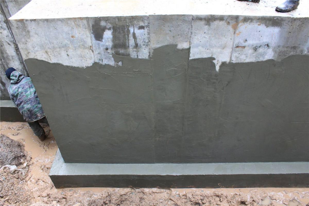 Гидроизоляция цементным раствором смета формы для блоков из керамзитобетона