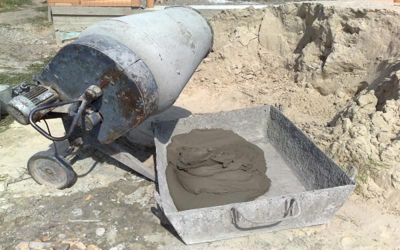 Чем размешивают цементный раствор гурово бетон