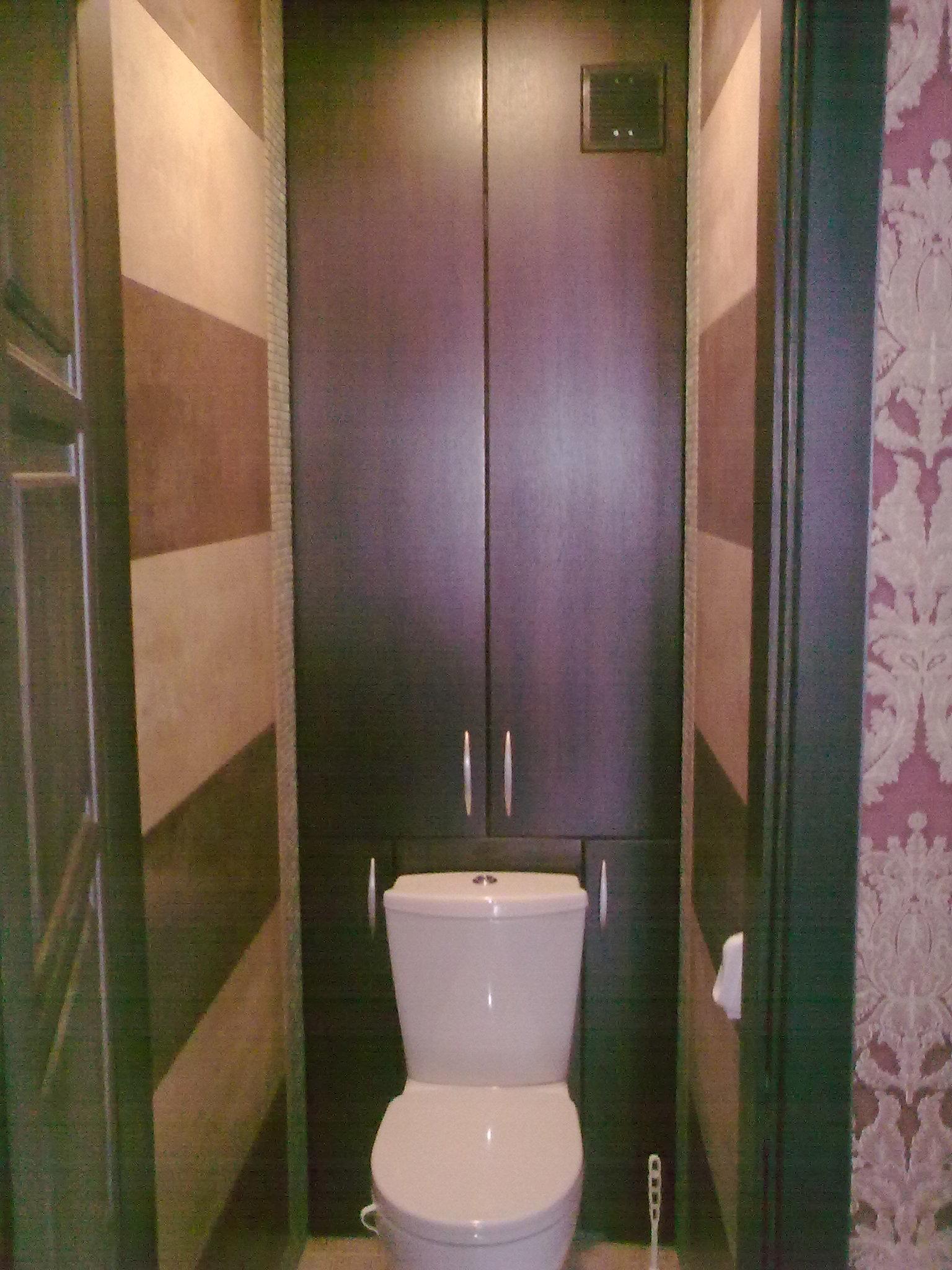 Как сделать полочки в туалете фото 941
