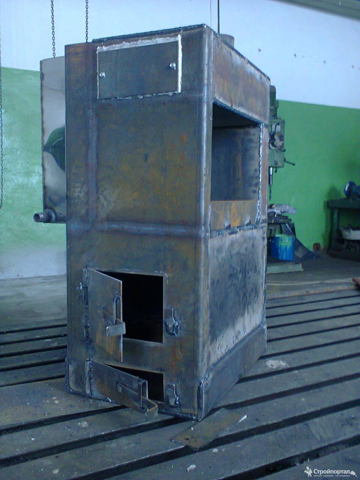 Печь для бани из металла своими руками 37