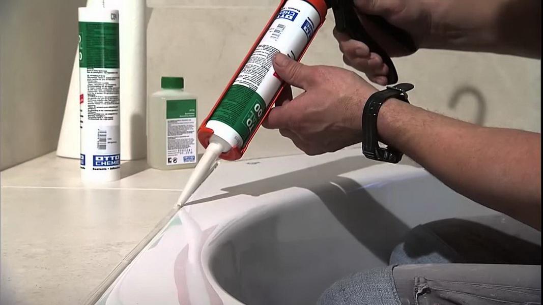 Герметики для воды своими руками 150
