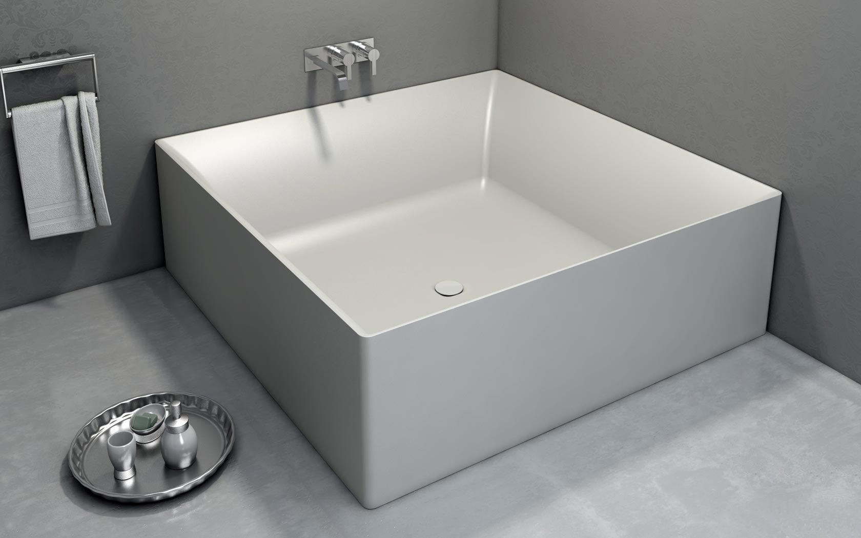 Картинки по запросу квадратная ванна