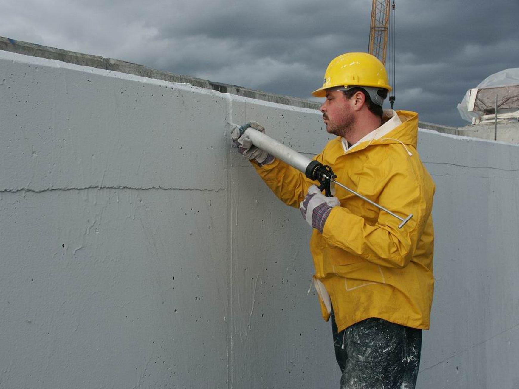 Герметик для заделки трещин в бетоне