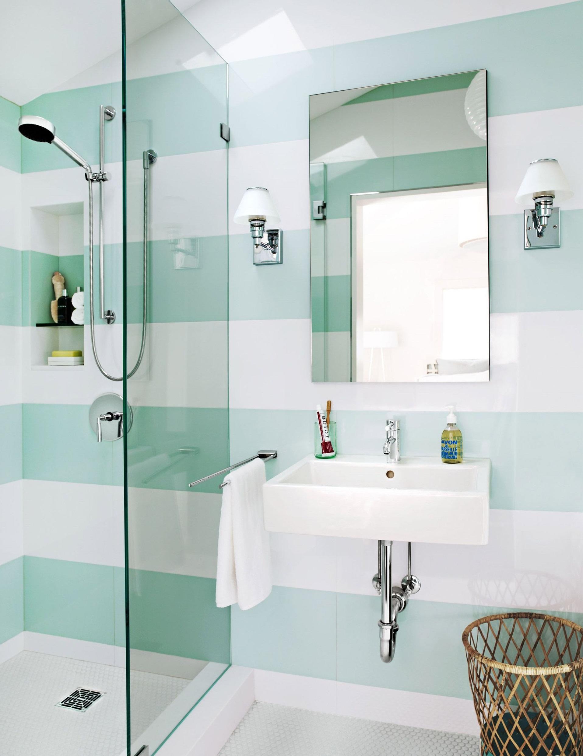 Покраска ванной комнаты своими руками фото 794