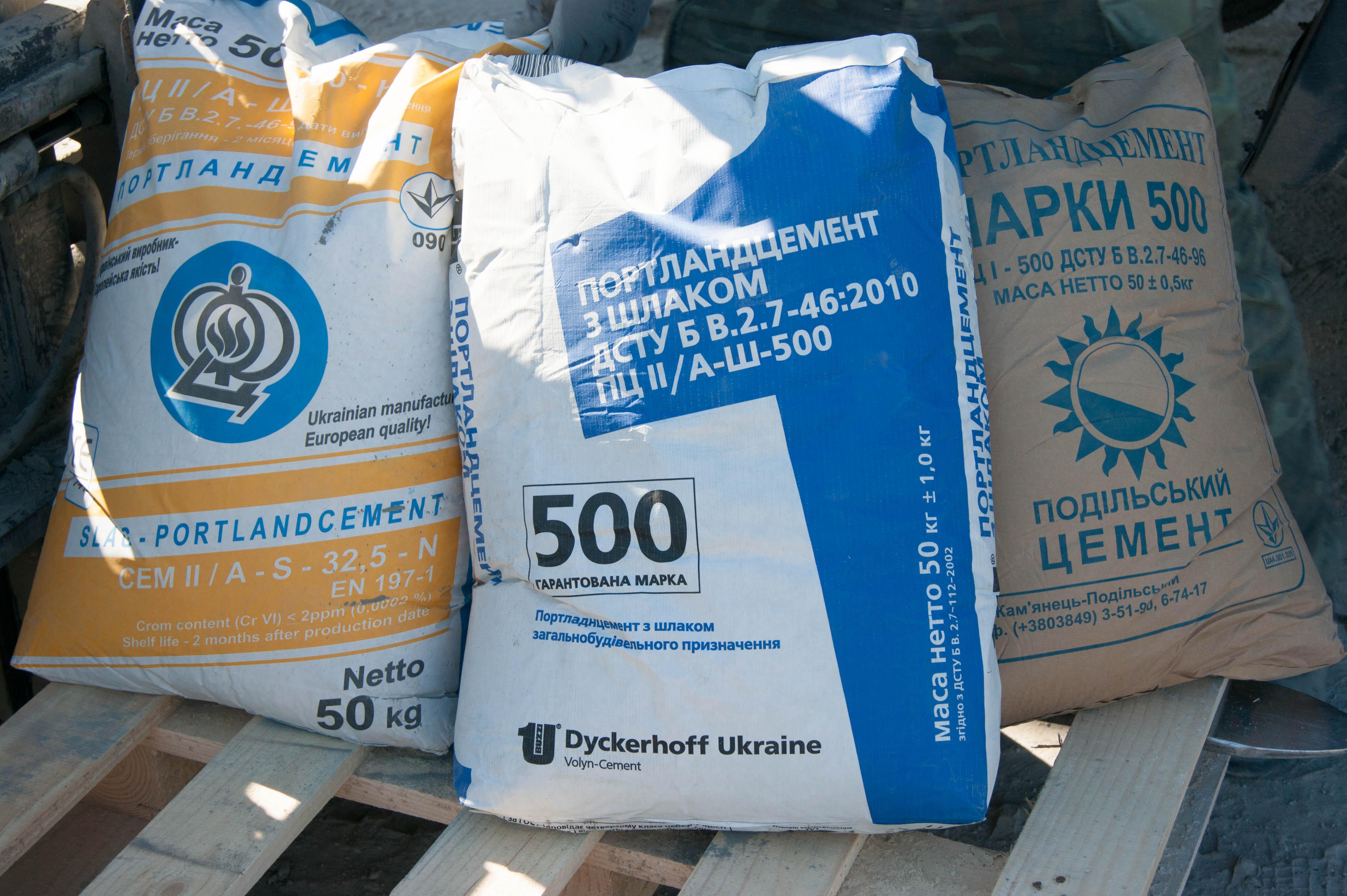 сульфатостойкий бетон это