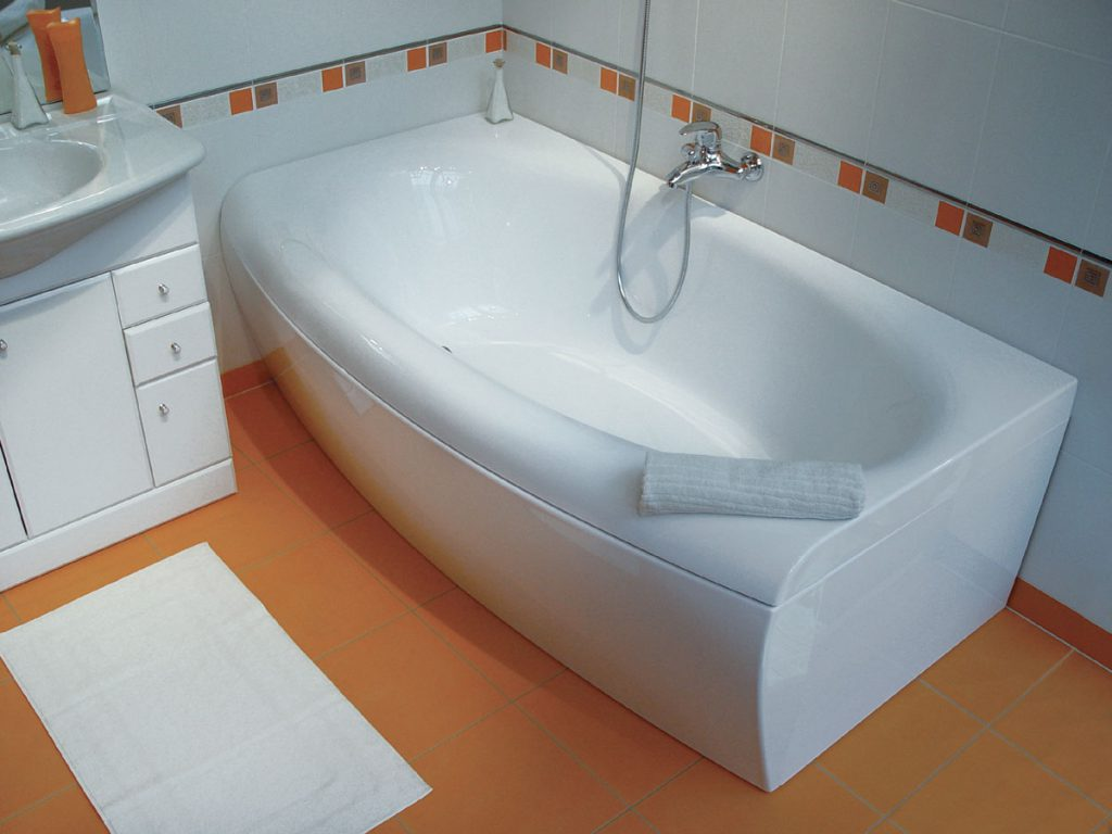 Установка ванны с картинками