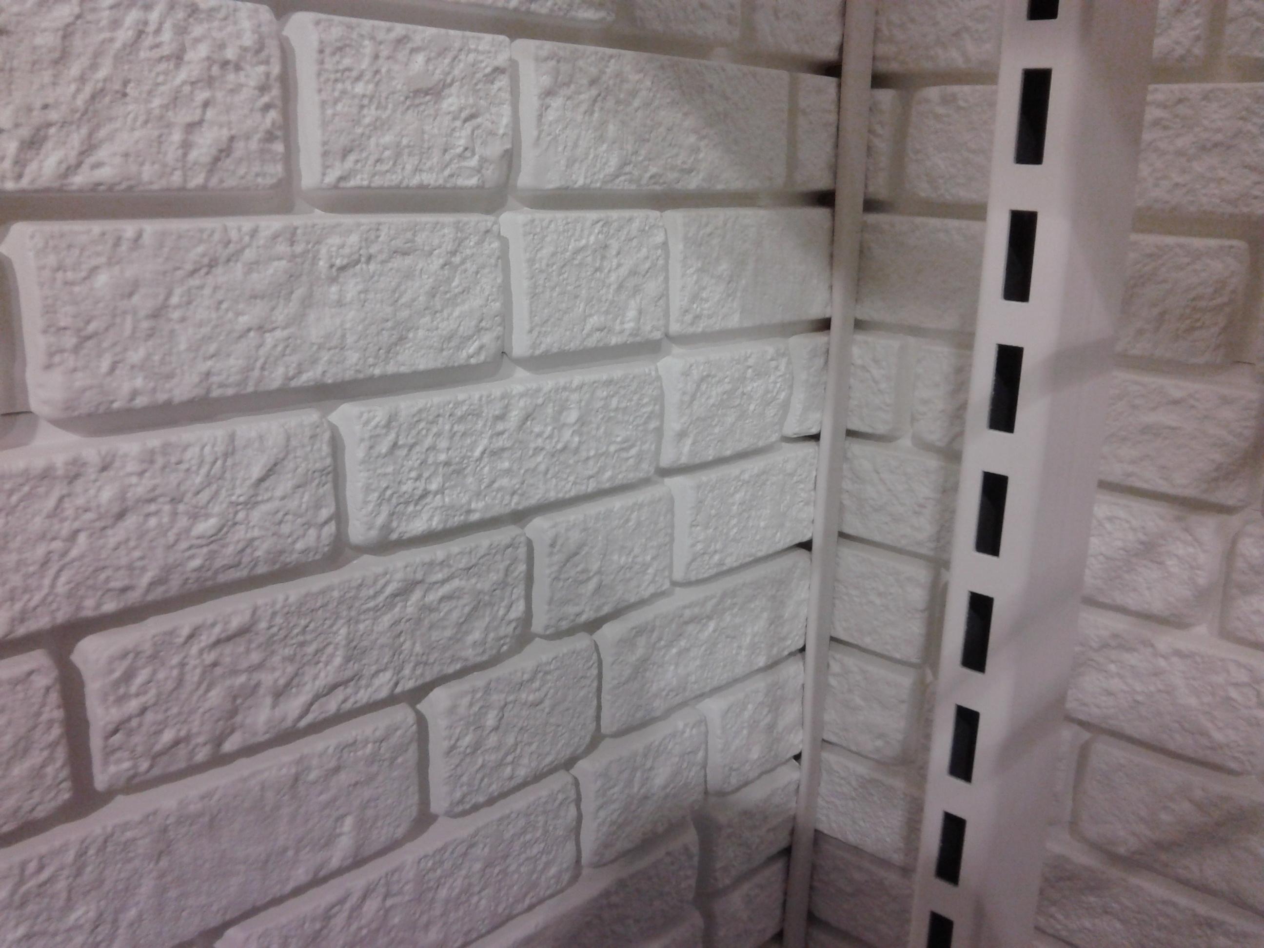 Панели для стен под кирпич в интерьере