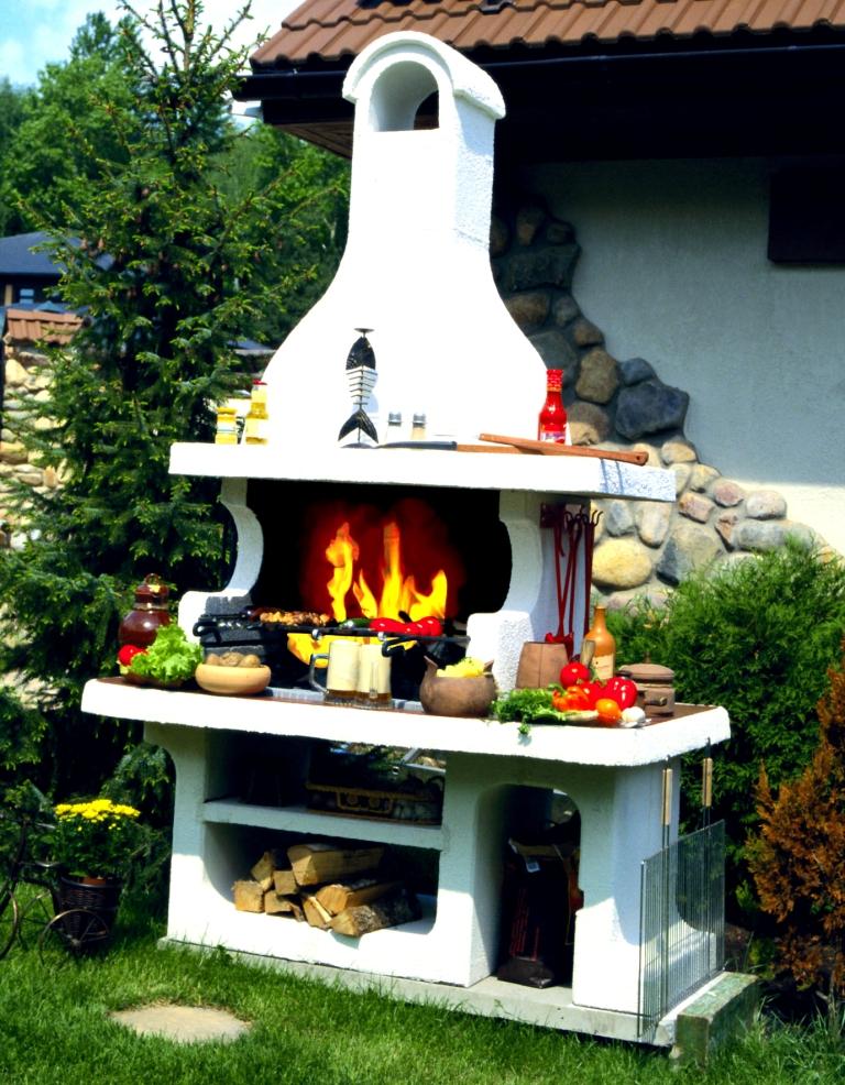 ассортименте садовые печи барбекю своими руками фото что