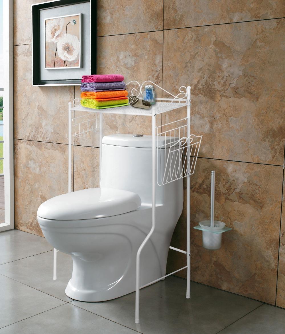 Как сделать полочки в туалете фото 98