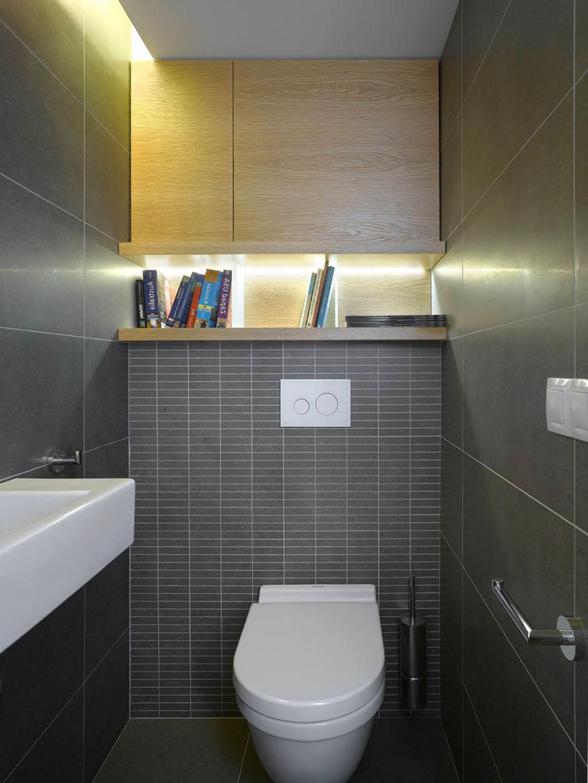 Как сделать полочки в туалете фото 518