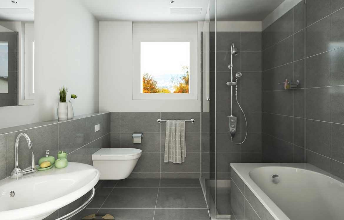 серая плитка в ванной 41 фото матовый кафель для ванной комнаты