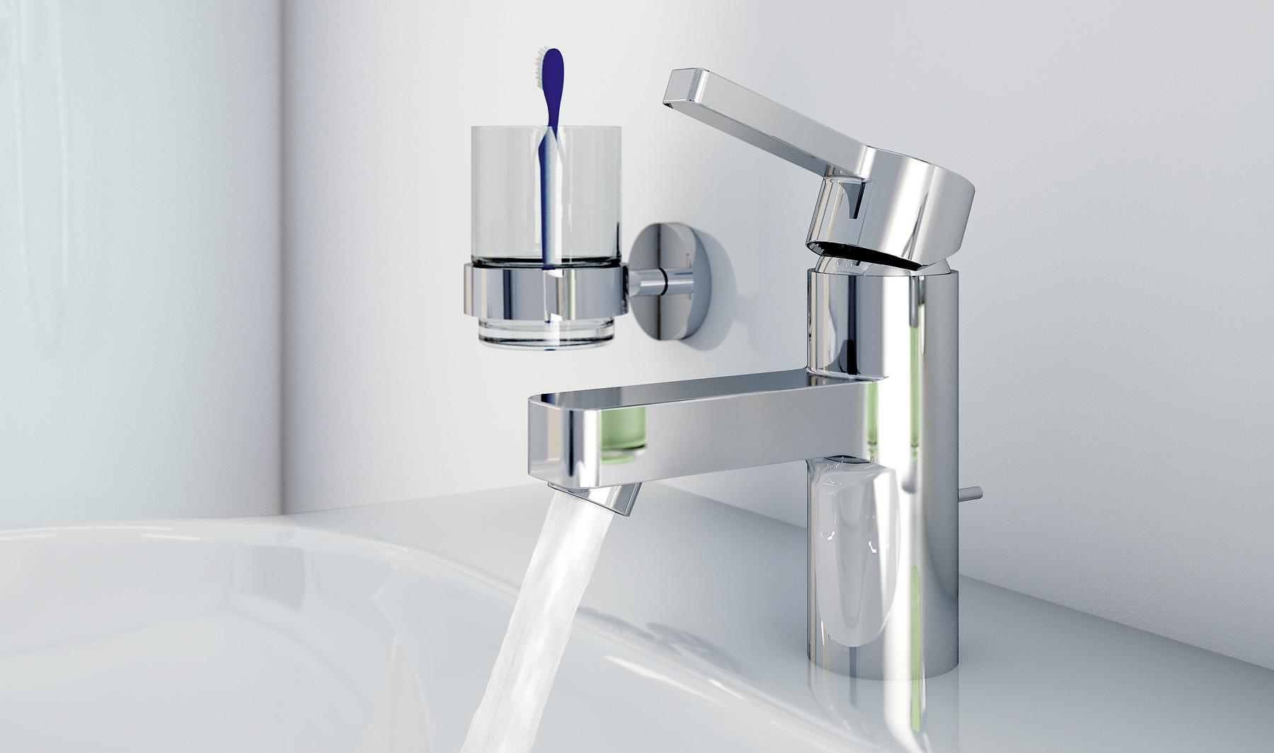Смесители для ванной — разнообразие моделей и советы по выбору