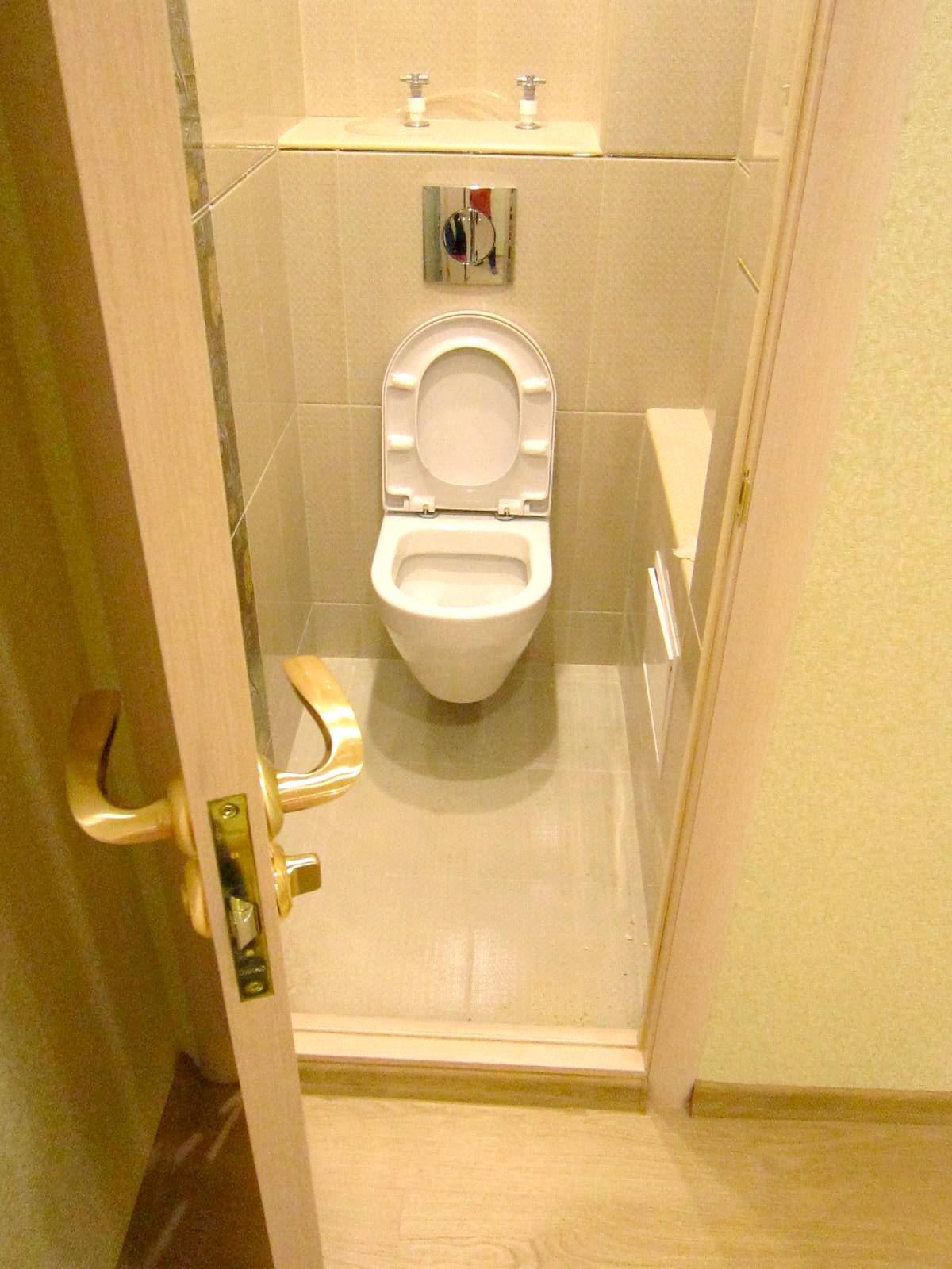 Как сделать короб в туалете из гипсокартона фото 892