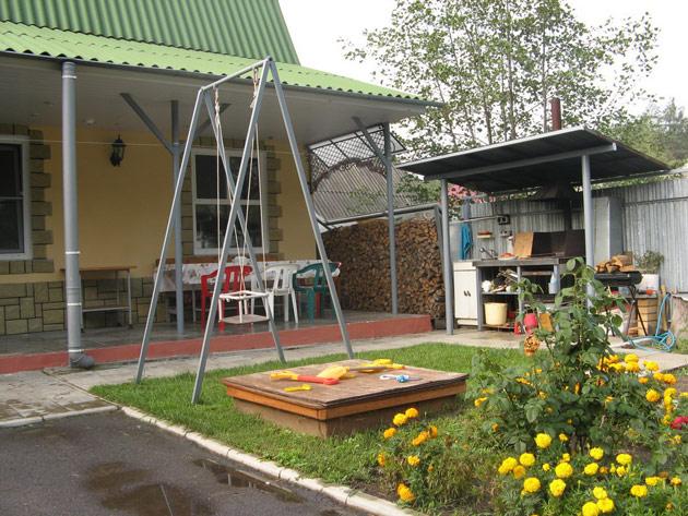 Уличная мойка с крышей для дачи своими руками 27