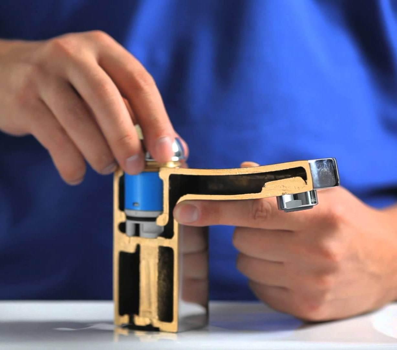 Ремонт однорычажного смесителя своими руками фото 609