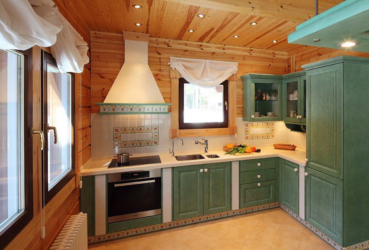 элитная мебель кухни модульно
