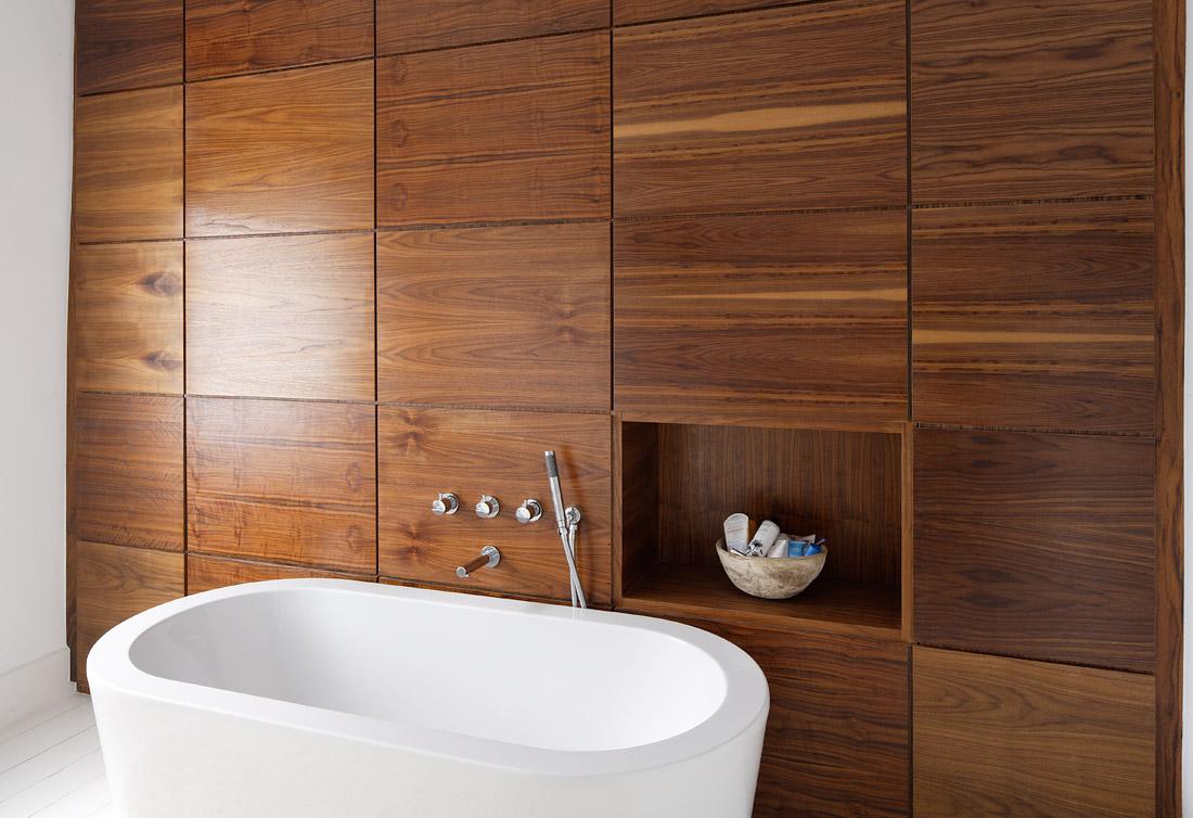 Ванной комнаты из дерева своими руками 810