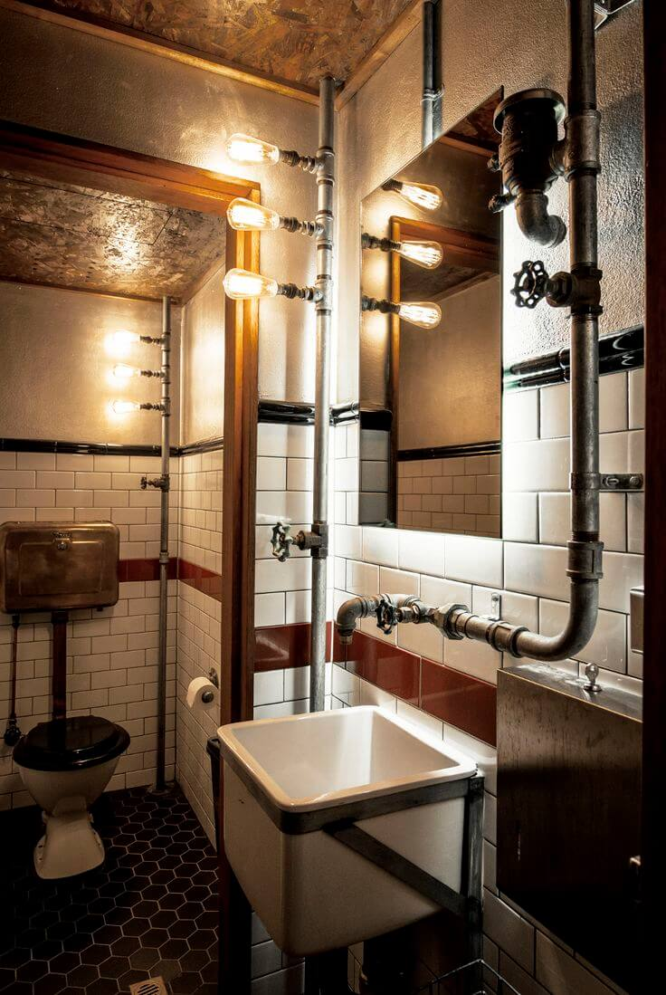 Ванная комната из дерева своими руками фото 957