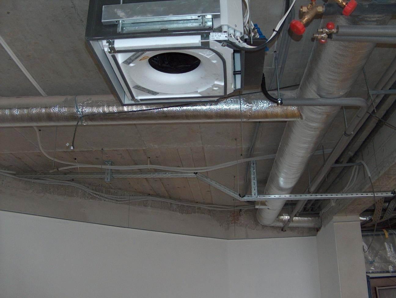 Вентиляция для гаража из канализационных труб своими руками