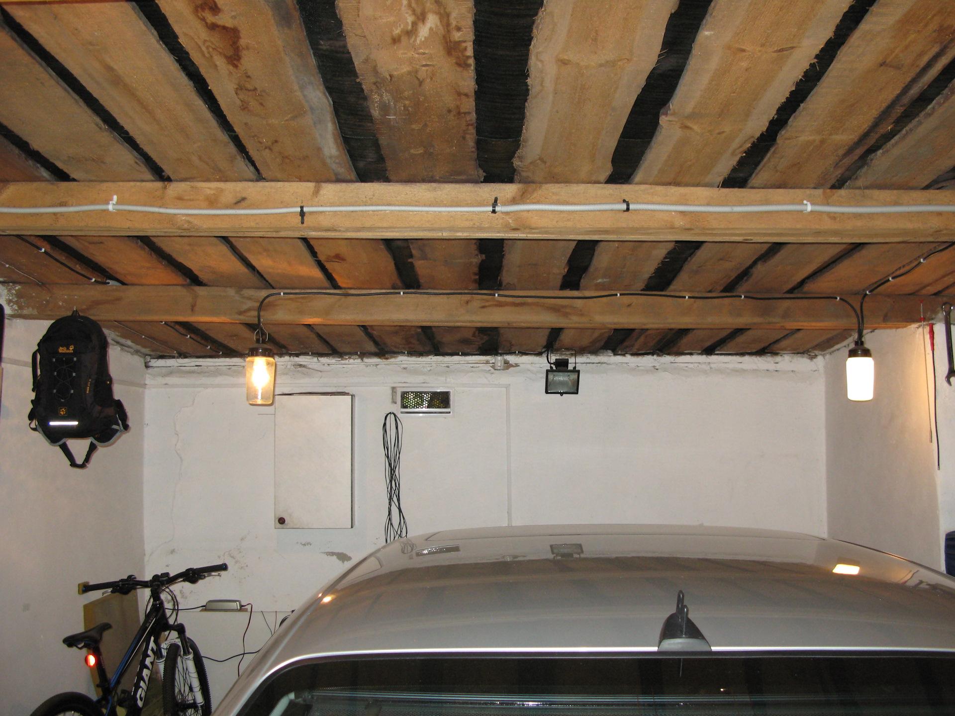 Вентиляция в гараже своими руками. Схема, расчет и способы